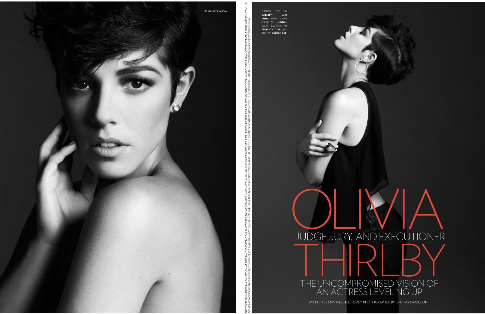 Olivia Thirlby Darkest Hour Bra