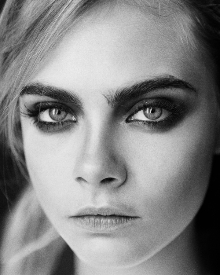 cara black and white