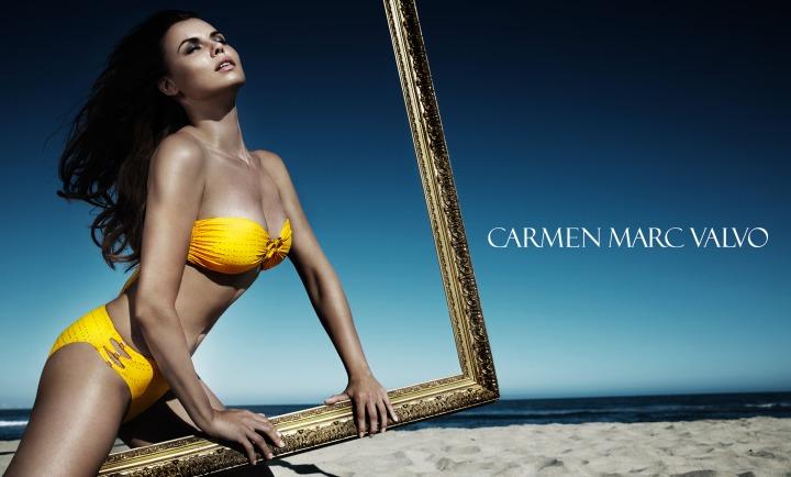Christopher Ardell for Carmen Marc Valvo 2013 Swim 01