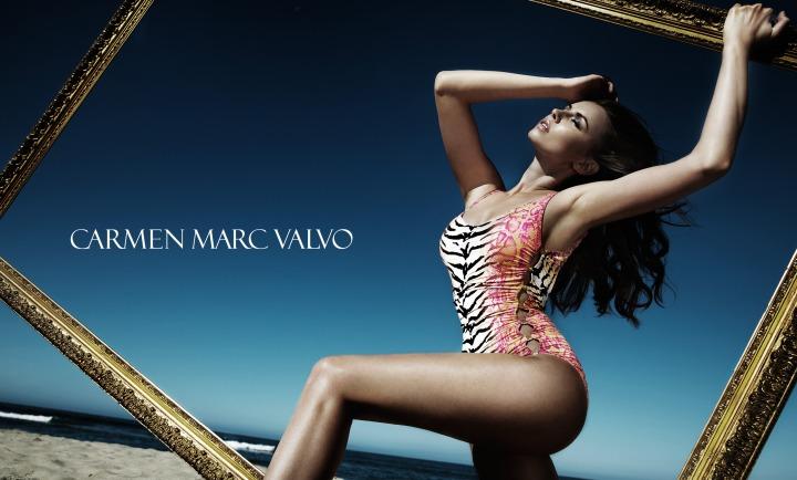 Christopher Ardell for Carmen Marc Valvo 2013 Swim 02