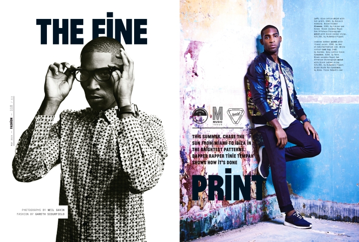 ESQUIRE TINIE TEMPAH PAGE1